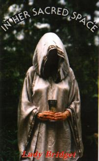Picture of cassette's cover of robed Priestess